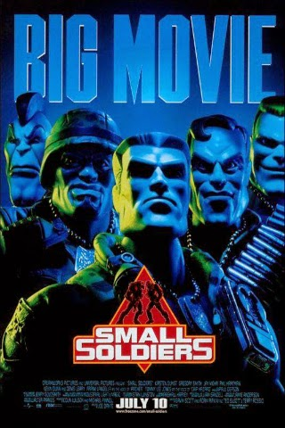 Small Soldiers [1998] [DVD5 + DVD9] [Latino]
