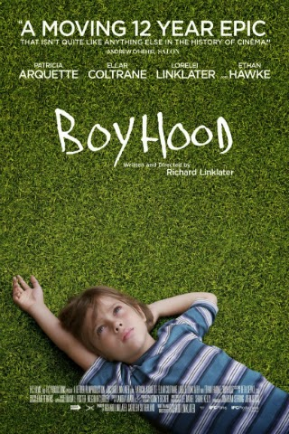 Boyhood [2014] [DVD5 + DVD9] [Latino]