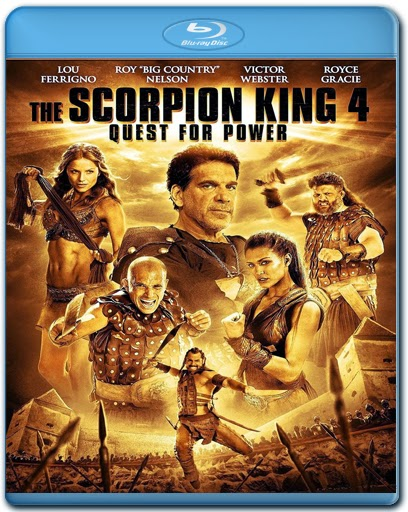 The Scorpion King 4: Quest For Power [2014] [BD25] [Latino]