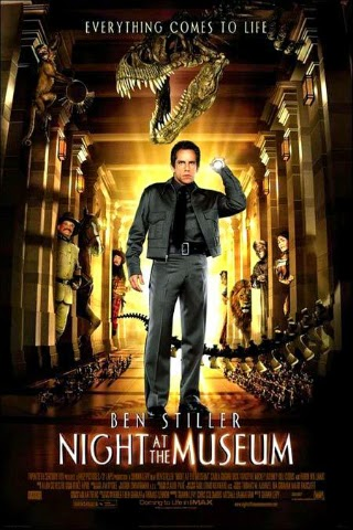 Night At The Museum [2006] [DVDR] [NTSC] [Latino]