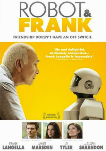 Robot And Frank [2012] [DVDR] [NTSC] [Latino]