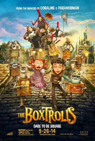 The Boxtrolls [2014] [DVD5 + DVD9] [R4] [Latino]