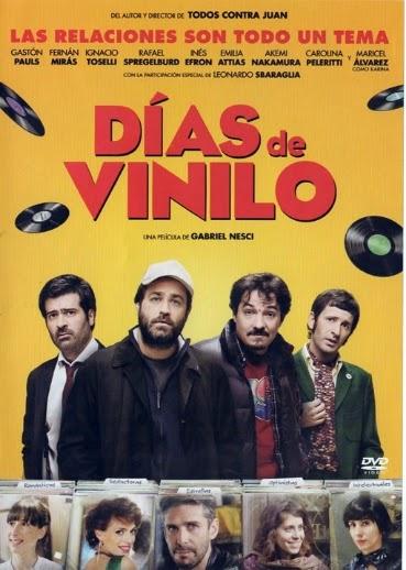 Dias De Vinilo [2012] [DVDR NTSC] [Latino]