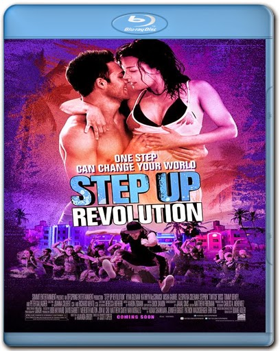 Step Up Revolution [2012] [BDRip] [1080p] [Latino]