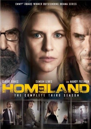 Homeland [Temporada 3] [2013] [DVDR] [NTSC] [Latino]