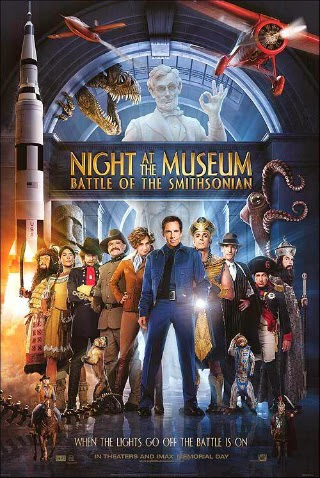 Night At The Museum 2 [2009] [DVDR] [NTSC] [Latino]