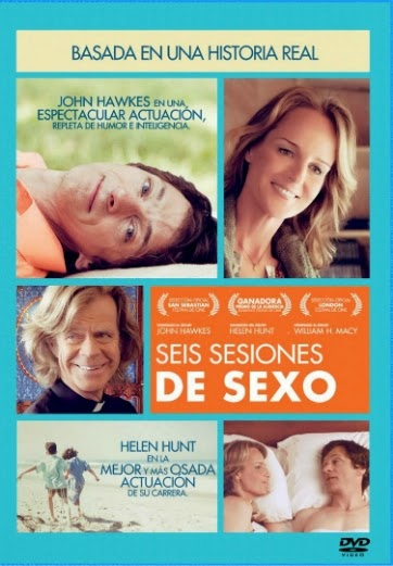 The Sessions [2012] [DVDR] [NTSC] [Latino]