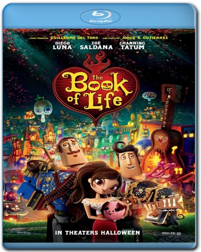 The Book Of Life [2014] [BD25] [Latino]