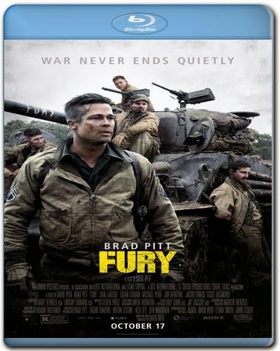 Fury [2014] [BD25] [Latino]